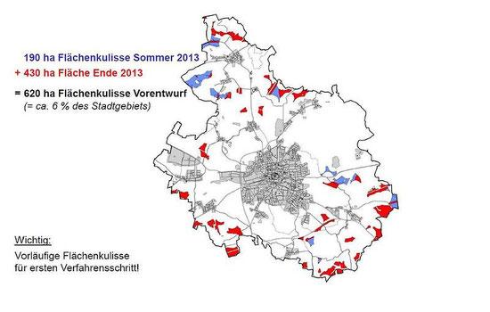 Flächenkulisse Alte Hansestadt Lemgo