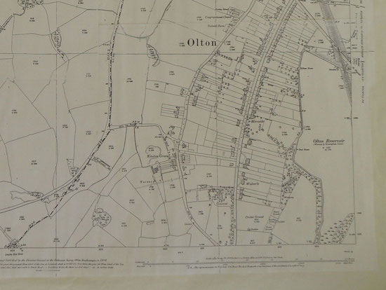Acocks Green and Olton 1904d (Birmingham Libraries)
