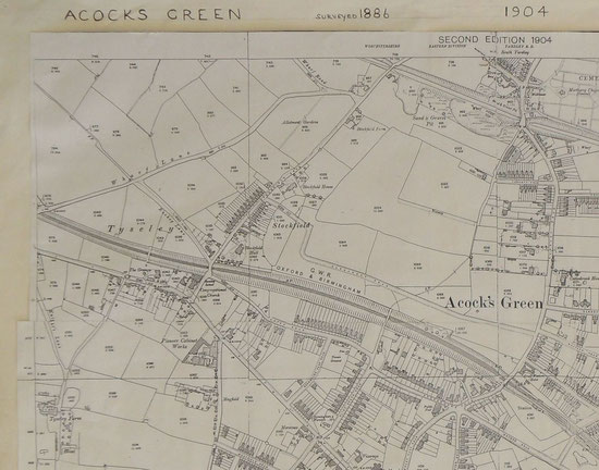 Acocks Green 1904a (Birmingham Libraries)