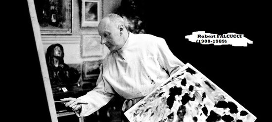 Robert FALCUCCI (1900-1989), artiste peintre