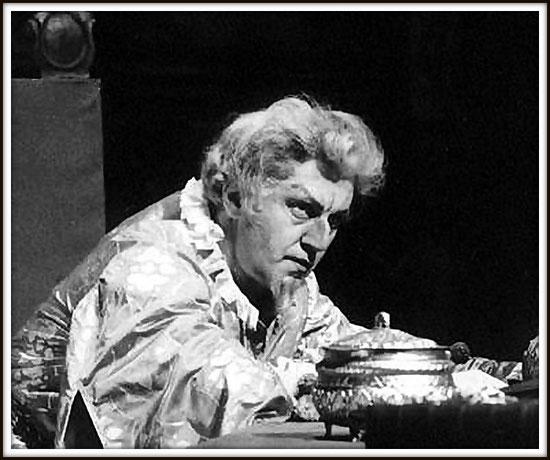 RIGOLETTO - (Ruolo del titolo) - Milano Teatro alla Scala 10.4.1962