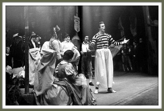 Canio - PAGLIACCI - di R. Leoncavallo - (Milano 1957)