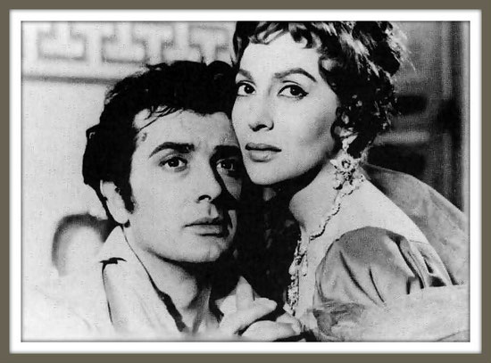 Mario Cavaradossi - TOSCA - di G. Puccini - con Franca Duval (voce di M. Caniglia) - Film  1956