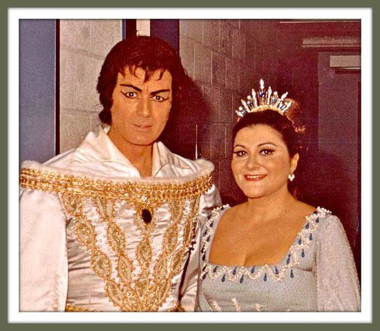 Roméo - ROMÉO ET JULIETTE - di C. Gounod - con A. Maliponte - (New York 1974)