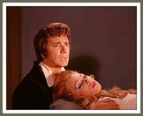 Roméo - ROMÉO ET JULIETTE - di C. Gounod - con M. Freni -  (New York 1967)