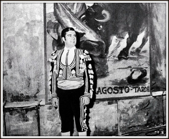 Escamillo - CARMEN - Verona Anfiteatro arena 1957