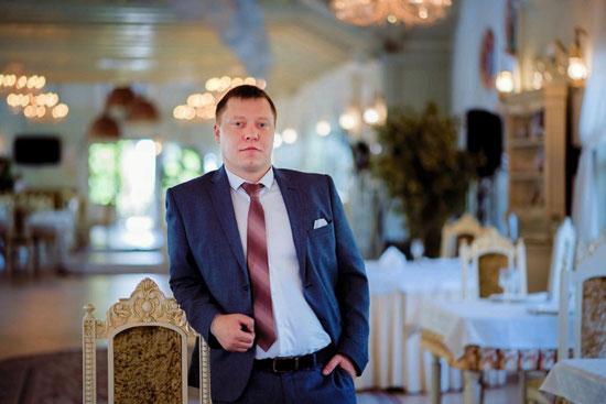 Потерпевший Неумывайченко С. С. фото с личной страницы социальной сети Вконтакте.