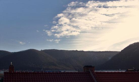 Aussicht von FeWo Bergblick