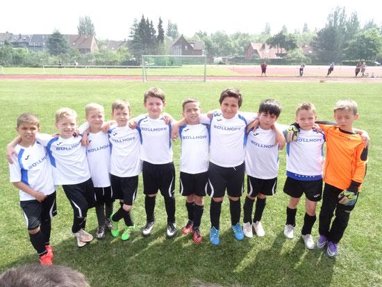F-Jugend Sommer 2016