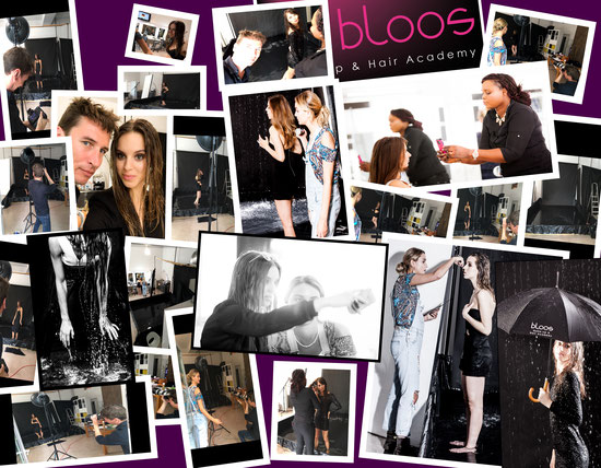 © bloos Make-up &  Hair Academy