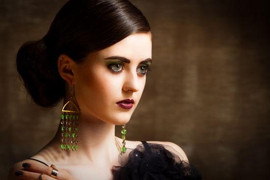 Foto: Markus Thiel Galamake-up bloos Make-up & Hair Academy
