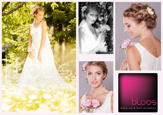 Haare, Make-up & Styling: Anke L. Model: Helena c/o JAVA Models  Foto: bloss, Markus Thiel