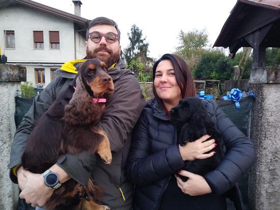 Evita Peron Dellyllè è stata addottata assieme a Rani Dellyllè, che bella famiglia 💕💕