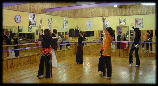 Cours au Studio de danse Wroblewski