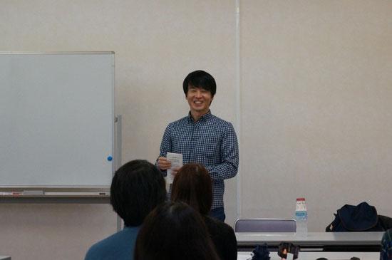 高岡法科大学法学部准教授の谷口洋幸(たにぐち ひろゆき)さん