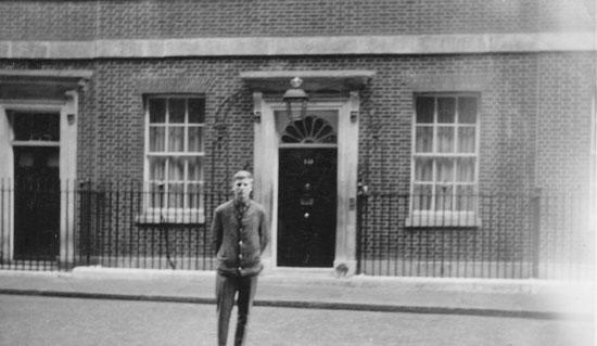 London Downing Street 10, 1965
