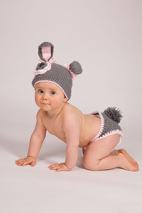 Fotoshooting Baby Osterhase Ostern Hamburg