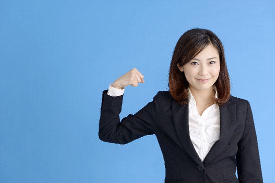 中小企業が強みを活かす経営をおこなうイメージ