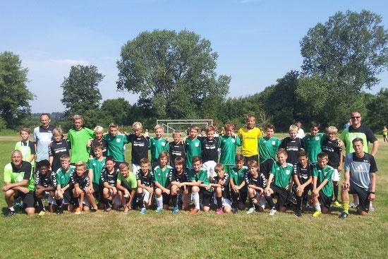 Der VfB 09 Wetter nach dem sportlichen Vergleich mit der JSG Mitte
