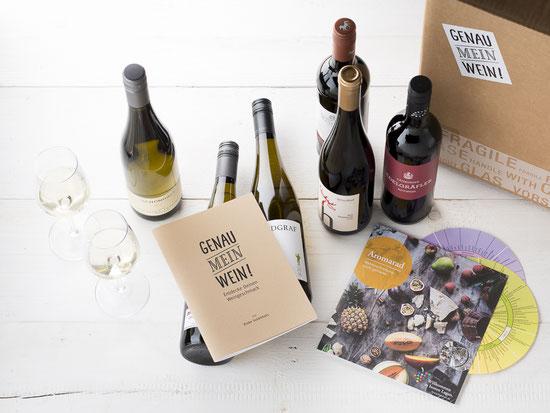Genau Mein Wein! -Geschmackstypen Paket