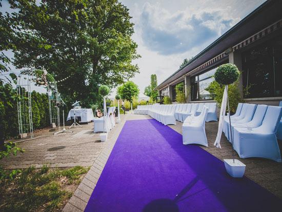 Hochzeit im Moods in Heidelberg