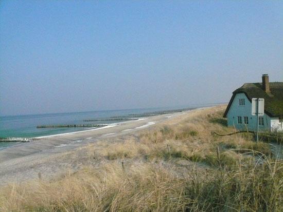 Haus am Meer am 1.3.2011