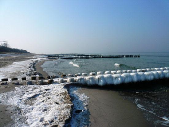 Strand am 1.3.2011