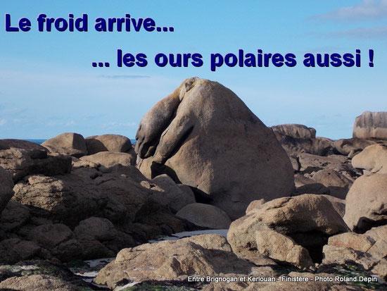 Roche anthropomorphique (Finistère) 16/09/2012