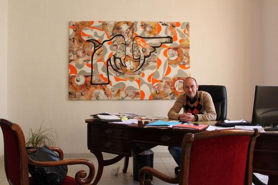 Le cabinet de maître Lombert Mancini, Beaulieu s/m