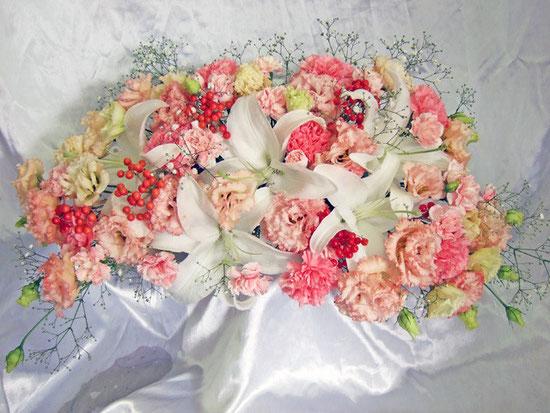 高砂テーブル花