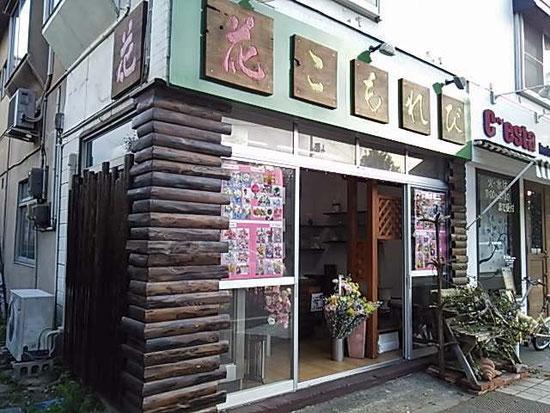 こもれび新店舗