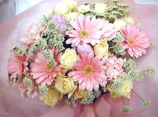 結婚祝花束