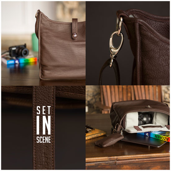 The Primoplan is perfectly suited for putting products in scene.