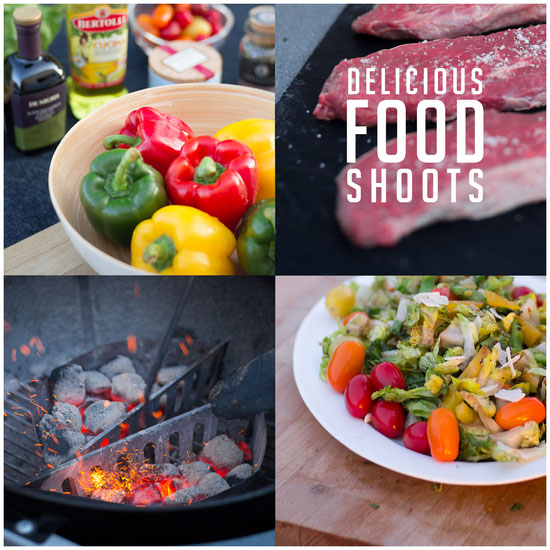 At other shootings, like here at live-cooking, it's really fun to use the lens. The bokeh is just beautiful to look at!