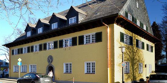 Denkmalschutz, Peter Moser, Nußdorf