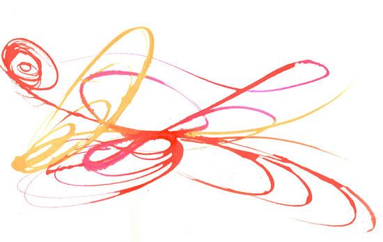 ふた色のメビウスの輪