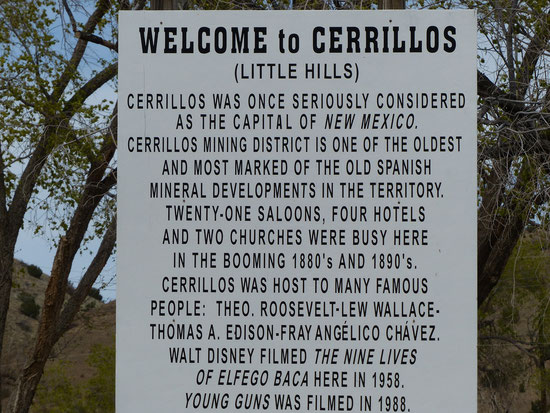 Cerrillos, New Mexico