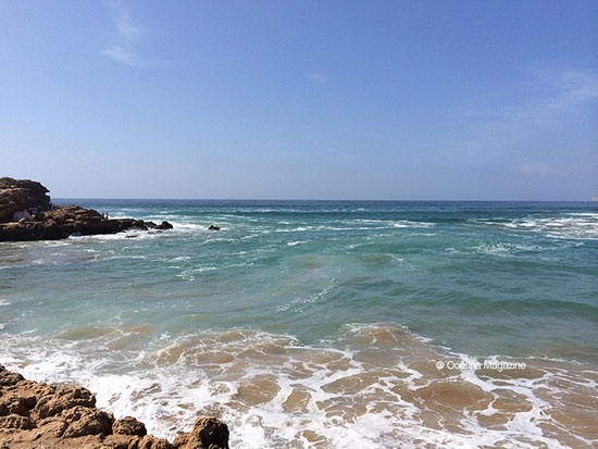 Le rocher du diable, Morocco