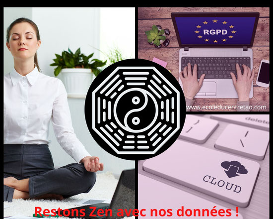 Restons Zen avec nos données !
