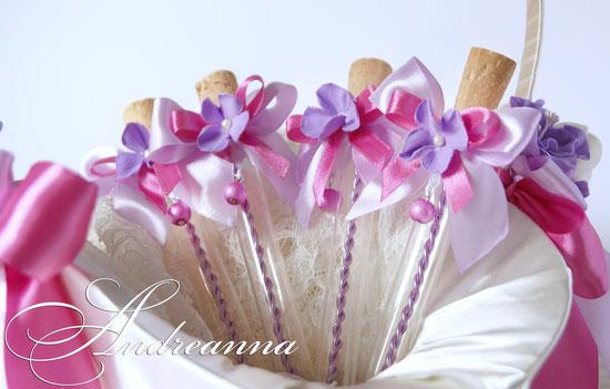 Мыльные пузыри, для фото сессии, в любом цвете, с любым декором. стоимость пары 80грн (цветочки ручной работы).