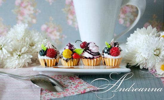 Чайная ложечка с десертом (десерт на Ваш выбор) стоимость 350грн