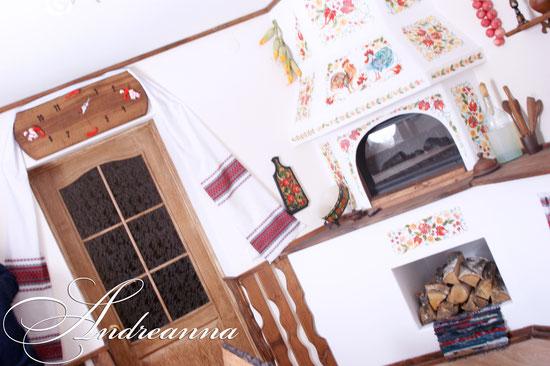 Дубовые часы, полностью ручной работы, декоративные элементы (сало, чеснок, перец) – ручная лепка, роспись, выжигание. Стоимость 1000грн.