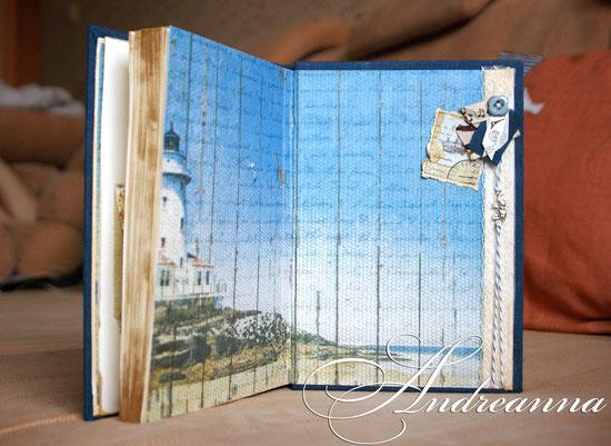Блокнот в фирменном стиле, для тур. фирмы Solvex, натуральные материалы, элементы декора ручной работы, формат 22х16см. стоимость 350грн (45 долларов).