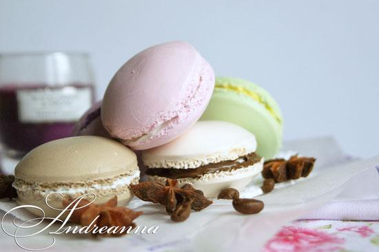 Macaroon (в любом цветовом решение, с ароматом натуральной выпечки) стоимость 85грн