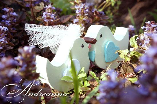 Влюбленные птички, фигурная резка, дерево. Стоимость 200грн/пара. 25$