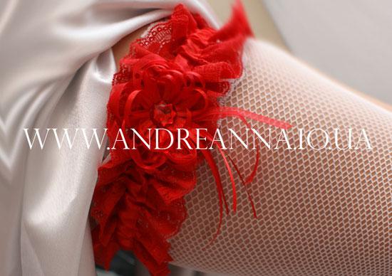 """Подвязка """"Moulin Rouge"""" стоимость 150 грн (в любом цвете)."""