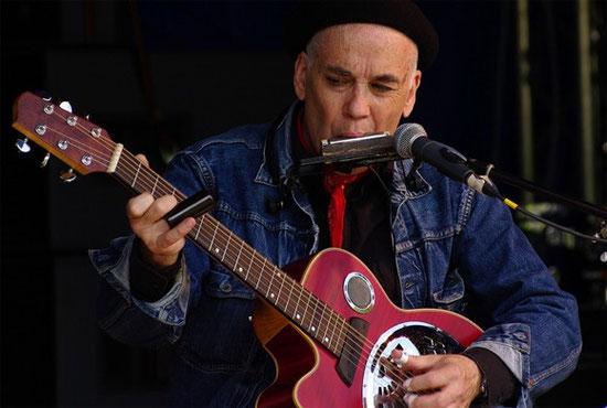 GRAUER HOF - BLUESBRUNCH FEBRUAR 2012 - PETE GAVIN