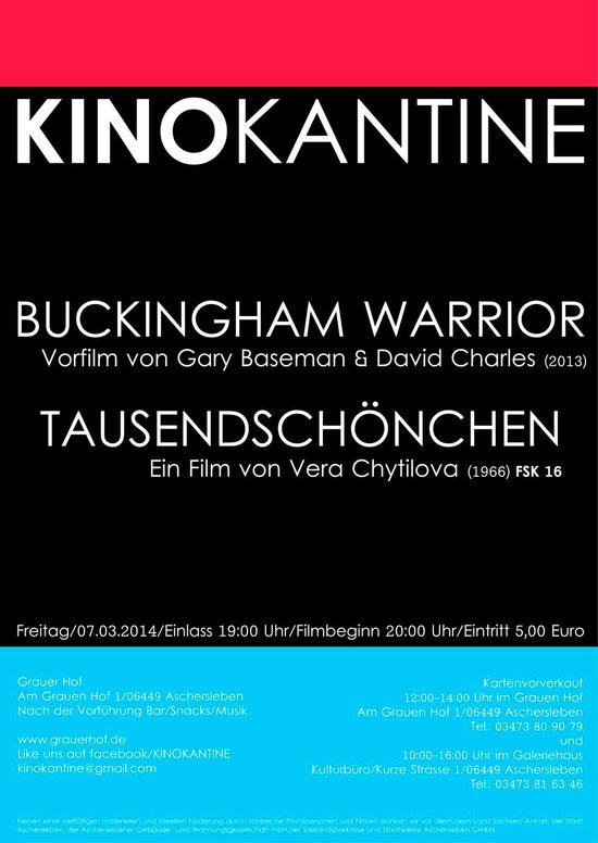 KINOKANTINE - KUNSTQUARTIER GRAUER HOF