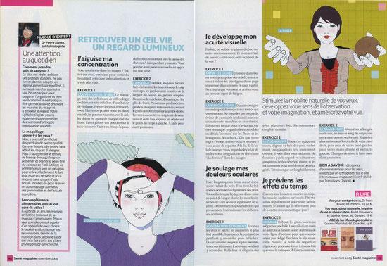 Santé Magazine 2. Cliquez pour agrandir