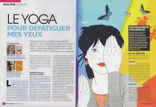 Santé Magazine. Cliquez pour agrandir